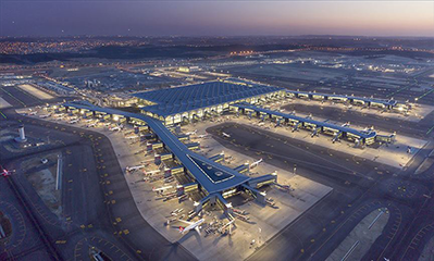 İstanbul Airport (IST)