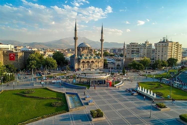 Kayseri Town center